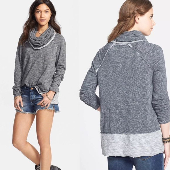 7520459d67 Free People Sweaters - Free People FP Beach Cocoon Cowl Neck Sweater